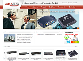 Shenzhen Videoconn Electronics Co, Ltd