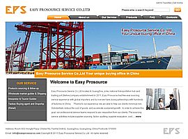 Easy Prosource Service Co.,Ltd